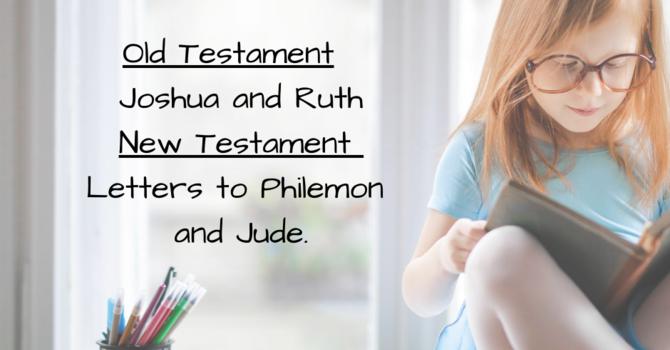 September Bible Reading