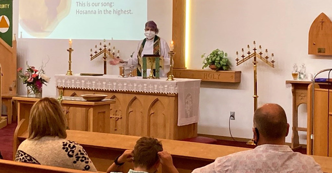 A Fond Farewell to Rev. Ann Marie image