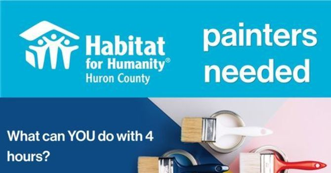 Volunteers Needed for Habitat for Humanity image