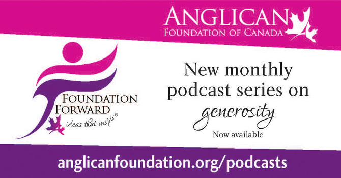 Anglican Foundation Grant Application Deadline September 1 image