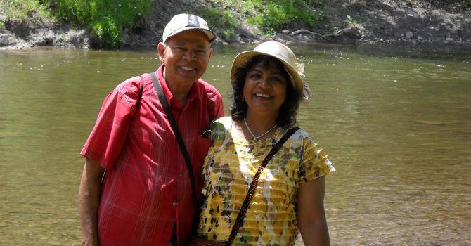 Nadeem & Jamilla Qazi