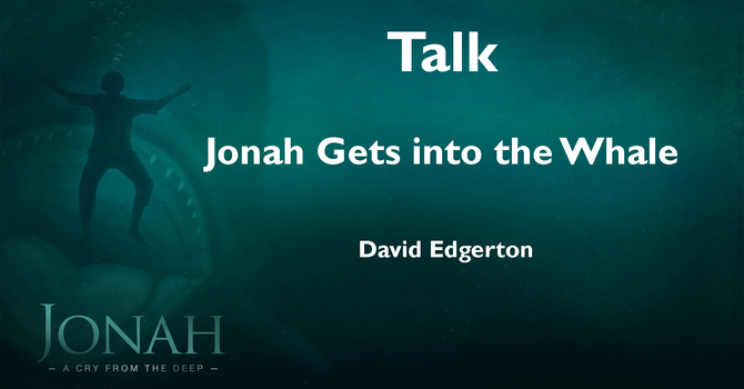 """Talk """"Jonah Gets into the Whale"""" May 3, 2020 image"""