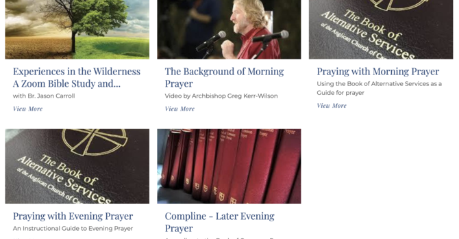 New Courses from the Calgary School for Mission and Ministry image