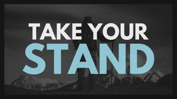 Take Your Stand