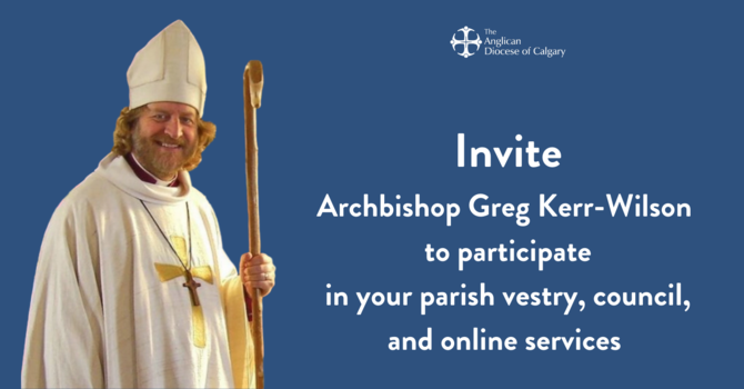 Meet with the Archbishop image