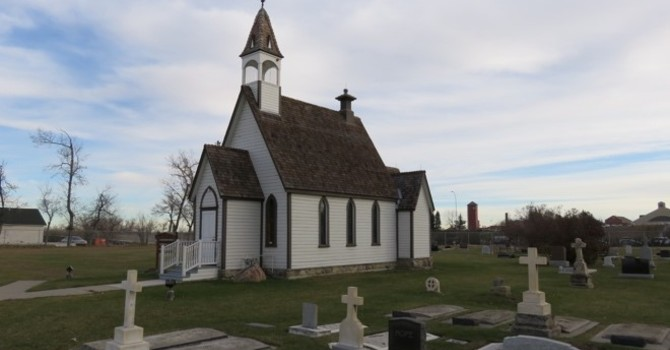 The Early History of Calgary's Anglican Churches image