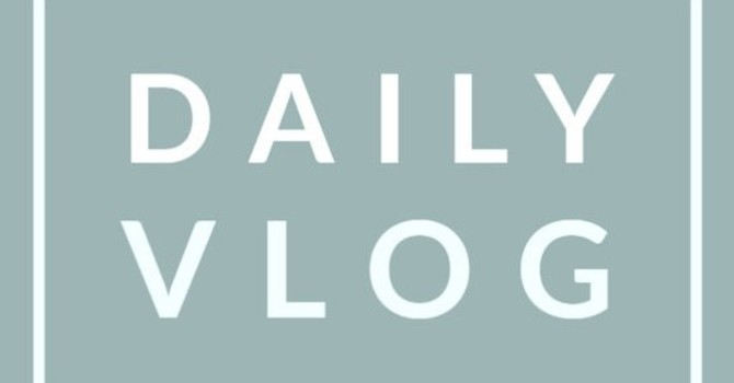 Daily Vlog image