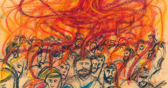Service for Pentecost Sunday image