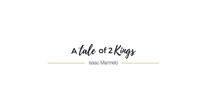 The tale of 2 Kings