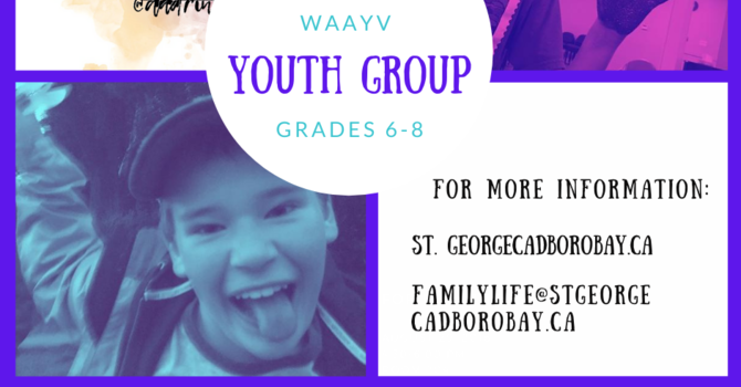 Wider Area Anglican Youth (WAAYV)