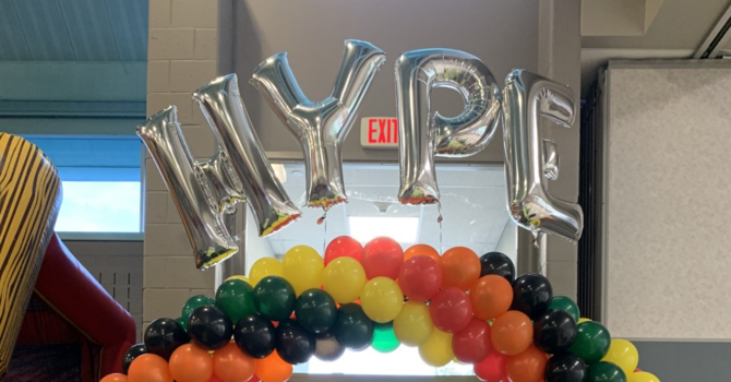H.Y.P.E. Youth Ministry