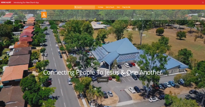 New Church Website Is Live image