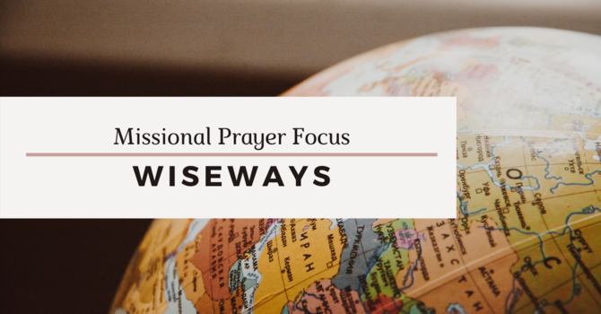 Missional Prayer Focus · May 24, 2020 image