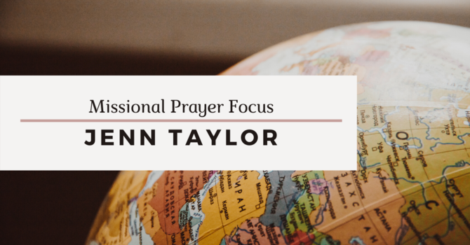 Missional Prayer Focus · April 5, 2020 image