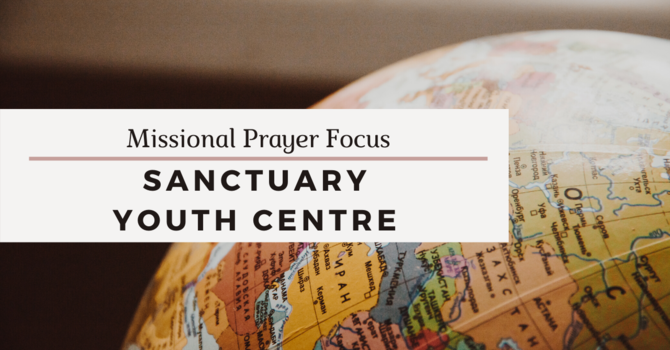 Missional Prayer Focus · May 31, 2020 image