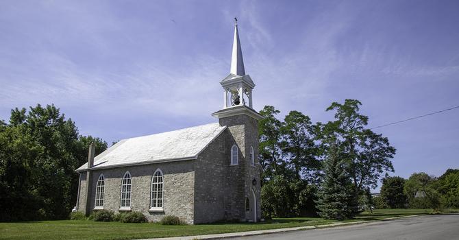 Church of the Trinity, Wolfe Island
