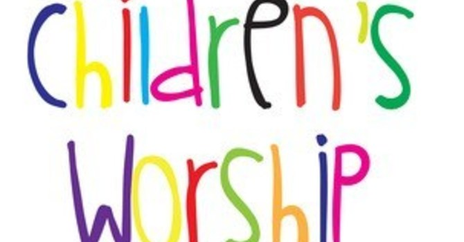 April 18 Children Worship (Luke 12: 22-34)