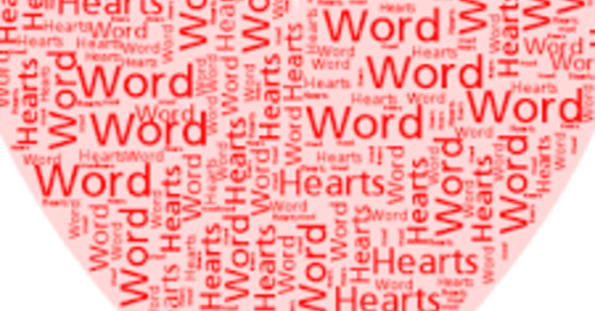28th September - The Word in the heart