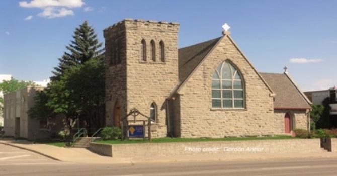 Plan for return to in church worship image