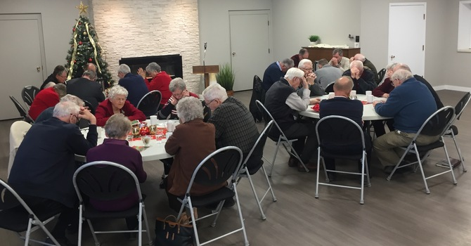 Retired & Semi-Retired Ministry Workers Gathering