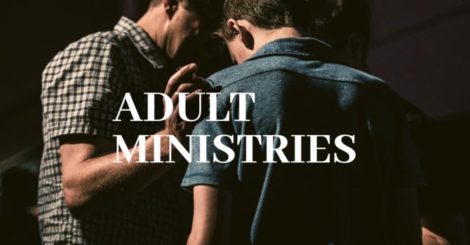 Adult Ministries