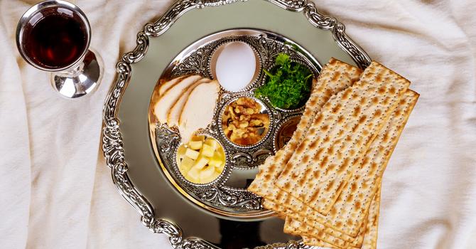 Passover Livestream!  image