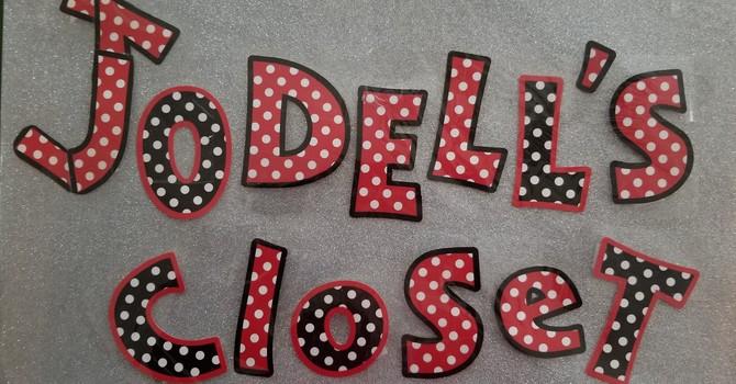 Jodell's Closet open