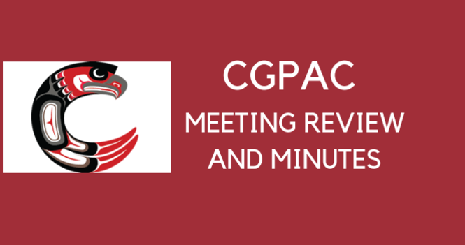 CGPAC Minutes June 2020