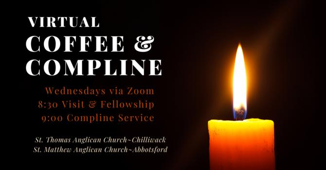 Virtual Coffee & Choral Compline
