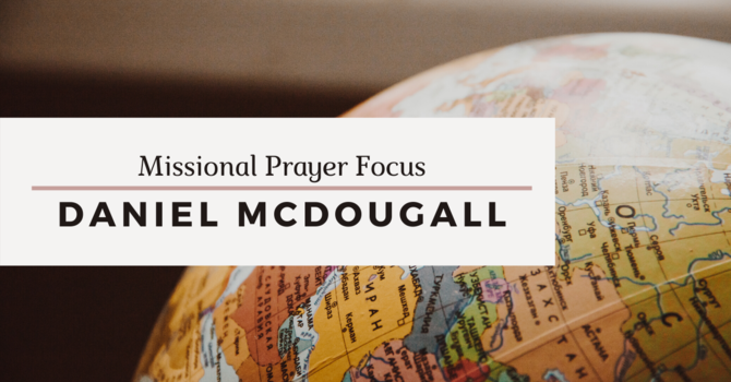 Missional Prayer Focus - May 10, 2020 image