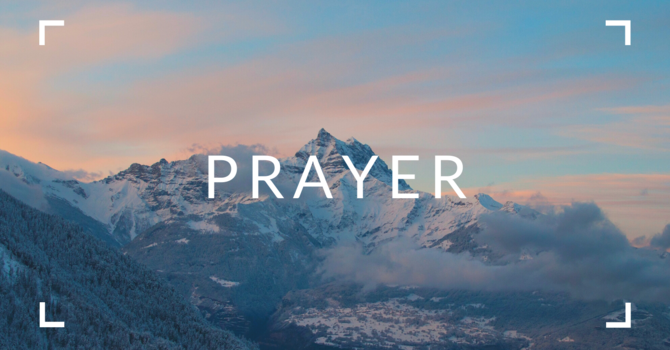 Power Up Prayer