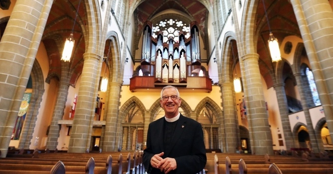 Bishop Logan's Pastoral Letter to the Diocese image