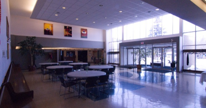 Fellowship Hall