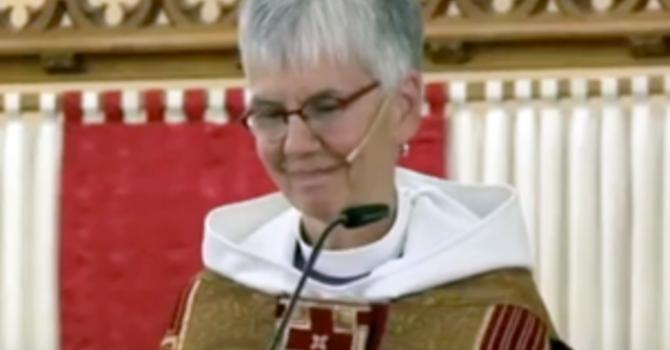 Consecration and Installation of Bishop Lincoln Mckoen