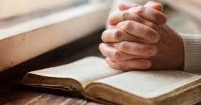 2021 Cycle of Prayer