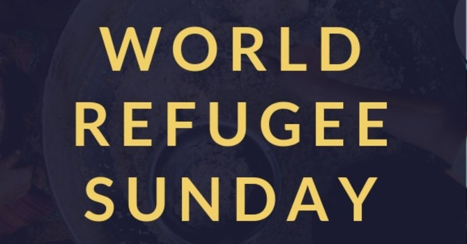World Refugee Sunday at Tenth