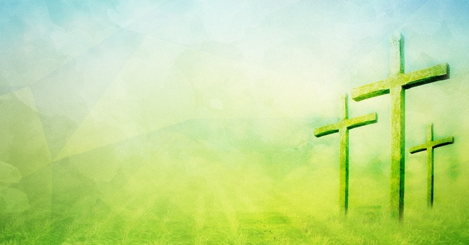 Holy Week and Easter Offerings  image