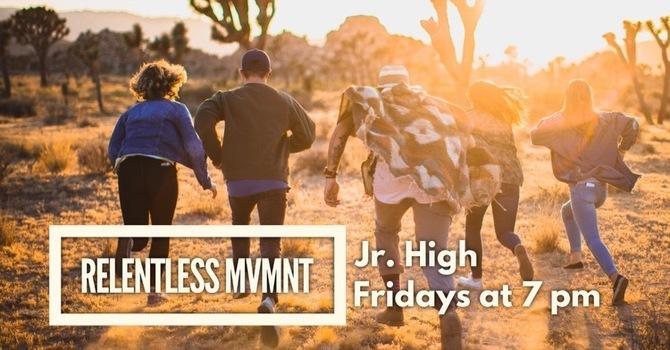 Relentless Mvmnt - Jr. High