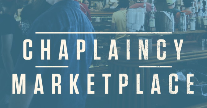 Chaplaincy & Marketplace Ministry