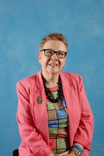 Deacon Cheryl Erdmann
