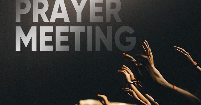 Prayer Meeting Restart image