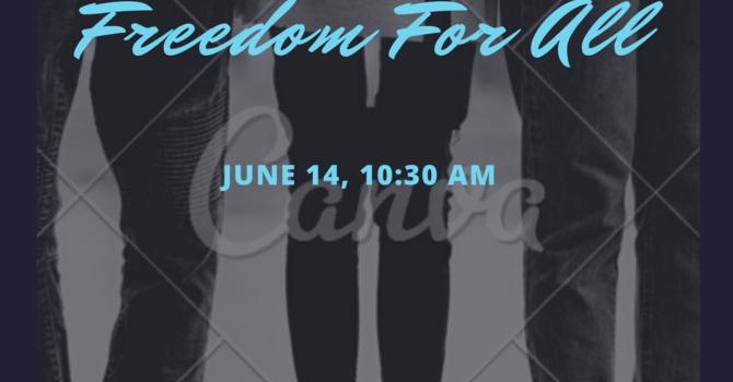 June 14th Service image