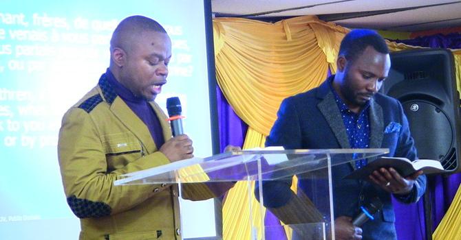 Karama ya kutoa unabii -Part II - Pastor Faustn interp by Bro Tony Nkunzi