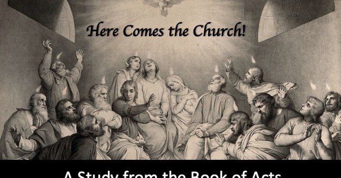 Part 15:  The Baptism of the Church (B)