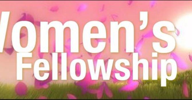 Women Fellowship - Charlotte Kanakuze