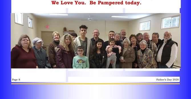 Father's Day Parish Newsletter image