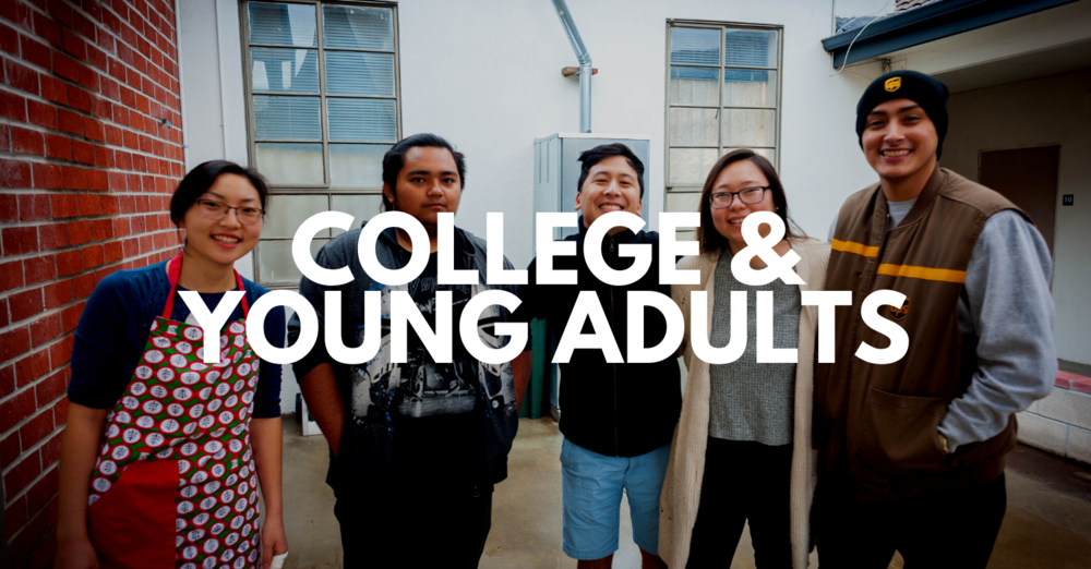 College & Young Adult Bible Study