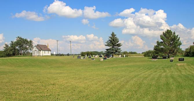 Cemeteries Tell Story of Community Beginnings image