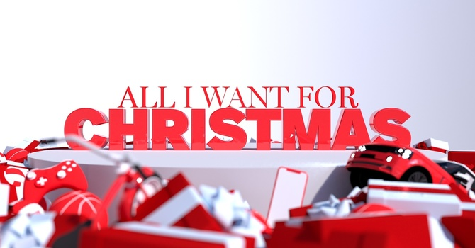 All I Want for Christmas image