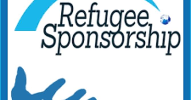 Syrian Refuge Sponsorship
